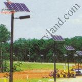 Protección IP68 80W Luz solar calle con un alto brillo