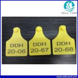 modifica di orecchio dell'identificazione di 78*58mm per l'inseguimento animale di quarantena