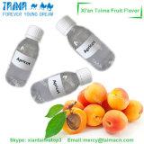 安く、よいフルーツの杏子の味