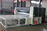 Impression haute vitesse Autmatic Water-Based mortaisage Machine Die-Cutting