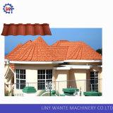 Низкая цена высокое качество камня стали с покрытием миниатюры на крыше