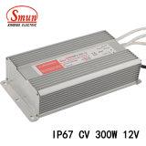 Smun Smv-300-12 300W 12V LED wasserdichte LED Stromversorgung des Fahrer-