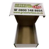 Изготовленный на заказ гофрированная размером упаковывая коробка коробки в дешевом цене