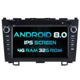 Honda CRV 2006-2010 4G ROM 1080P Touch Screen 32GB ROM IPS Screen를 위한 Witson Eight Core Android 8.0 Car DVD