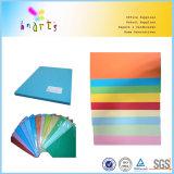 el arte de 70GSM A4 clasificó el papel del color de la pulpa 10