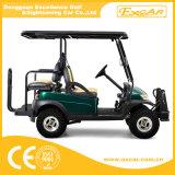 Chariot de golf chaud de chasse de batterie de la grande roue 48V de vente avec du ce