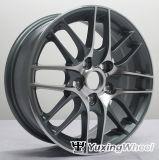 Матовый черный горячий продажи 16-дюймовые колеса