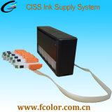 Sistema de fuente continuo de la tinta barata de CISS IC70 de China para el revendedor