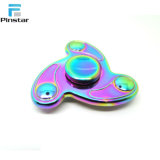 Cheap Wholesale Triángulo Popular Fidget mano Spinner Spinner Fabricación