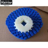 Hairise7100 пластиковую цепь транспортера для пищевой промышленности
