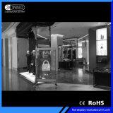 P5/7mm 매우 높은 정의 광고를 위한 투명한 발광 다이오드 표시
