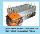 La vente directe d'usine de haute qualité de la courroie du convoyeur vulcanisation Vulcanizer presse