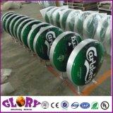 Fabrik-Preis-Bier-acrylsauerim freienwand hängendes Lightbox