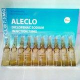 Sodio de Diclofenac Uesd para la Analgesia-Antipyresis