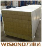 Steel Building Fabrication를 위한 내화성이 있는 Glass Wool Sandwich Panel