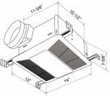 Sel Serien-Ventilations-Ventilator
