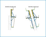 Sistema eficiente elevado do molde do feixe da madeira H20 da manufatura do andaime