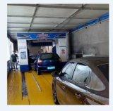 Máquina automática de la colada de coche de la refinanciación con cinco cepillos