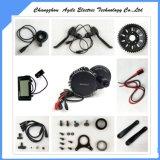 48V 350W BBS01 Bicicleta eléctrica Media Kit de conversión del motor de accionamiento con batería