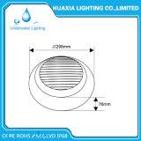 Protección IP68 Resistente al agua 12V LED RGB en la pared de la luz de la Piscina