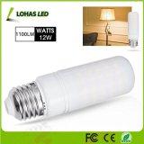 2017の熱い販売12W E26 LEDの電球85Wの同等の暖かい白2700K LED T10の電球