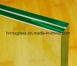PVBの中間膜Rongshunxiangが付いている良質の薄板にされたガラス10.38mm