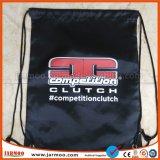 210d полиэстер нейлон дешевые спортивный рюкзак специальный мешочек