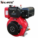 Comienzo del retroceso del motor diesel con el rojo del color del árbol de levas (HR186FS)