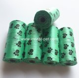 Разлагаемые Paw для печати щенок собака мешок Poop отходов