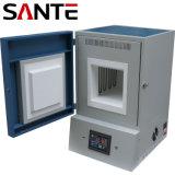 Forno de mufla elétrico da câmara de alta temperatura para o tratamento térmico