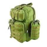 As forças armadas táticas militares ao ar livre da engrenagem do sistema Camo de Molle Backpack