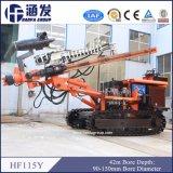 Appareil de forage Hanfa mine blast engin de forage de trou avec la technologie hydraulique Diamètre alésage 90-150mm. Profondeur d'Alésage 42m.