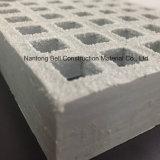 Grata di FRP/GRP, grata fine della Mini-Maglia della granulosità fibra di vetro/della vetroresina