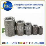 Malestar metálica de acero forjado maquinaria roscado paralelo