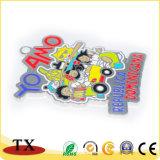 Pleine couleur bouton Nouveauté les broches de la Chine d'un insigne