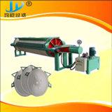Le traitement des eaux usées de pierre ronde haute pression Filtre presse