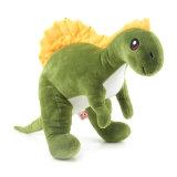 Jouet animal de peluche de dinosaur mou superbe