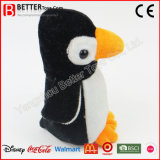 Pinguim macio do brinquedo do luxuoso do animal de enchimento barato de China