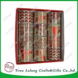 Rotes Goldzweiseitiger Polyester-Satin-Farbband-Leinengroßverkauf