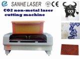 Cortadora del laser del CO2 para el material del no metal