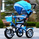 As crianças baratas 3-Wheel de Trike dos miúdos brincam o triciclo do bebê 3 in-1