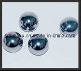 sfera di media del carburo di tungsteno del G10 G5 G25 di 6.35mm 4.76mm, sfere per cuscinetti dell'acciaio di tungsteno