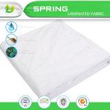 Cubierta de colchón plástica del pesebre impermeable de la tela de Jersey del precio bajo