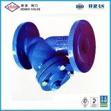 La norme DIN3202-F1 en fonte ductile Y Soupape Strianer