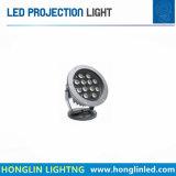 Indicatore luminoso d'accensione Bestselling del punto di Intiground IP65 12W LED