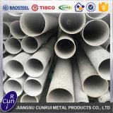 304 Inox Grande de gran diámetro, espesor de pared gruesa tubo Tubo de acero inoxidable