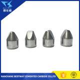 Inserciones de carburo de tungsteno para la perforación de bits