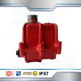 4-20mA 비례적인 나비 벨브 전기 액추에이터