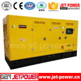gerador de potência portátil Genset Diesel Soundproof de 20kw 25kVA