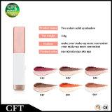 무료 샘플 개인 상표 하이라이트 6 색깔 반짝임 장식용 아이섀도 지팡이